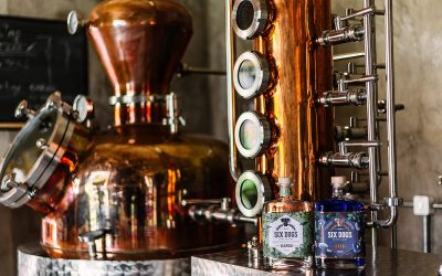 10 fun facts about Six Dogs Distillery
