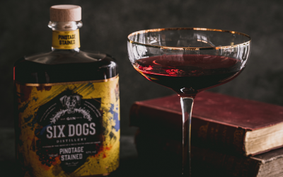 All you need to know about Six Dogs Pinotage Stained Gin