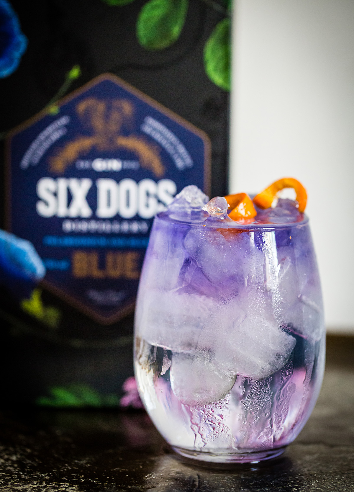 Six Dogs Distillery - At Home Gin Tasting