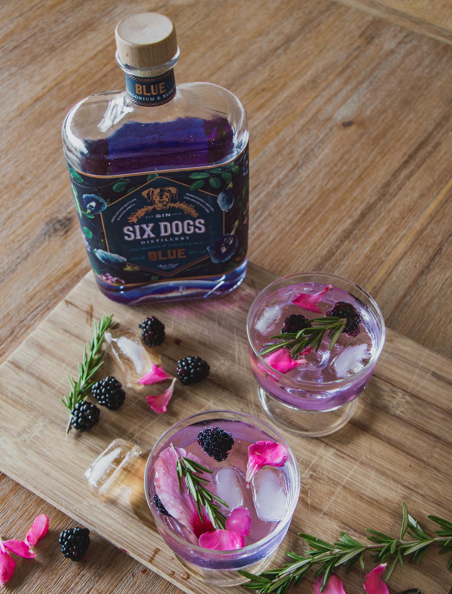 Six Dogs Distillery - Wedding Gin Bar